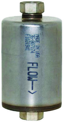 FEO Mercury Quicksilver Boat Marine In-Line Fuel Filter / Canister With a Metal