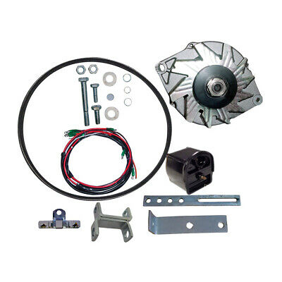 New Alternator Generator Ford 8N 2N 9N Tractor Conversion Kit 1939-1951 12 Volt