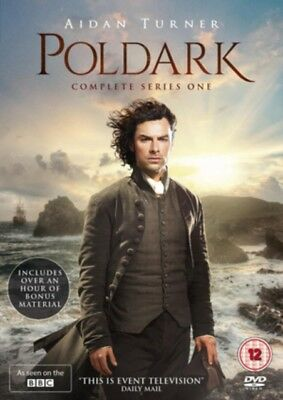 NEW Poldark Series 1 DVD