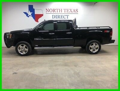 2013 GMC Sierra 2500 2013 Denali Heated Leather Diesel Allison GPS Navi 2013 2013 Denali Heated Leather Diesel Allison GPS Navi Used Turbo 6.6L V8 32V