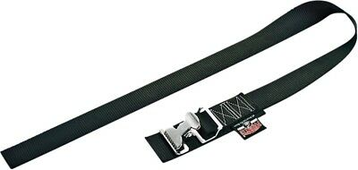 "Powertye 1"" Wheel Strap Black (45032)"