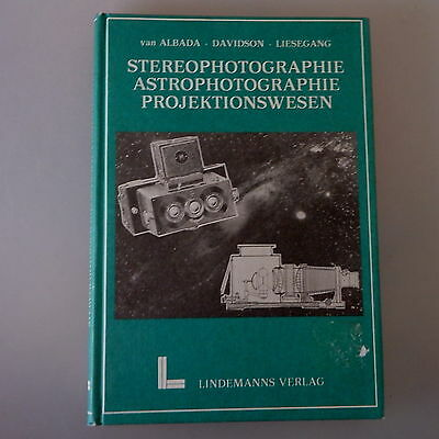 Stereophotographie Astrophotographie Projektionswesen 1931/1992 (42111)