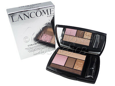 Lancome All In One 5 Colours Eye Shadows & Liner Palette SIENNA SULTRY Boxed