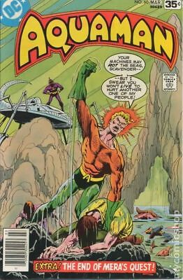 Aquaman (1st Series) #60 1978 FN Stock Image