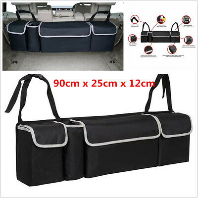 High Capacity Multi-use Bag Car Seat Back Organizers For Interior Accessories
