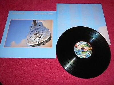 DIRE STRAITS BOTHER IN ARMS OIS TOP ZUSTAND Vinyl near Mint