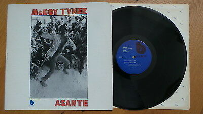 McCOY TYNER - Asante (Blue Note US 1974) RAR FREE JAZZ