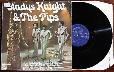 Gladys Knight & The Pips: Gladys Knight & The Pips - Vinyl-LP (1974)