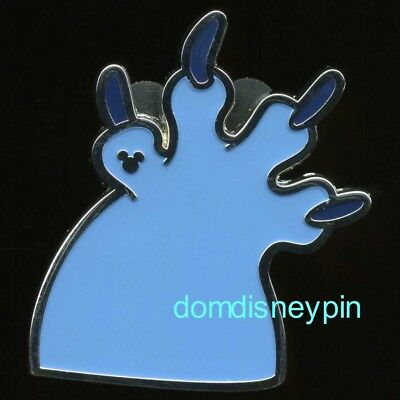 Disney Pin HKDL 2017 Hidden Mickey Collection *Character Gloves* Stitch Hand!