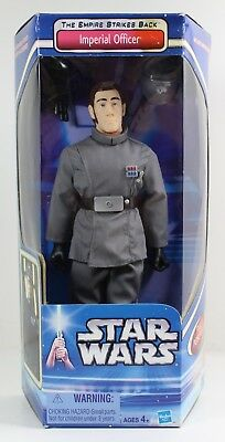 2002 Star Wars: The Empire Strikes Back: Imperial Officer Action Figure - NEW!