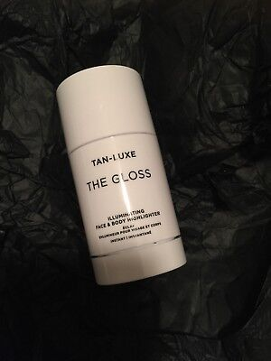 TAN-LUXE The Gloss Instant Illuminating Face & Body Highlighter, RRP £33