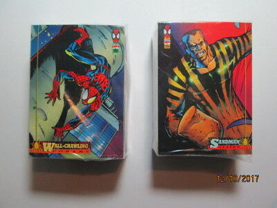 1994 Amazing Spider-Man - Complete Base Set Of 150 Cards