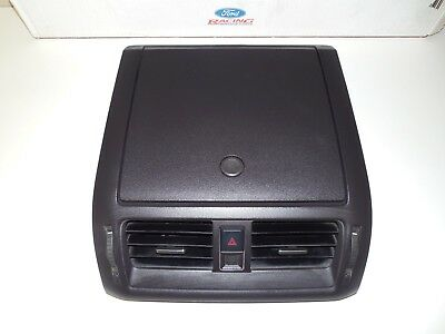 10 11 12 Ford Fusion / Milan Black Center Dash Storage Cubby / Vents Nice Oem