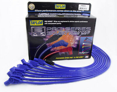 Taylor Made 74603 8mm Spiro Pro Ignition Wire Set