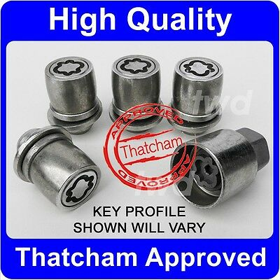 12x1.5 Bolts Tapered for Hyundai Trajet 99-08 Alloy Wheel Nuts 20