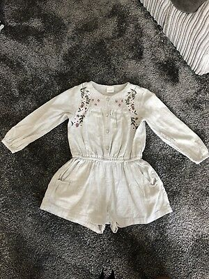 Toddler Girls Next Playsuit Age 1.5/2