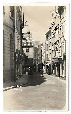 Guernesey The Pollet Real Photo Vintage PC 13.9