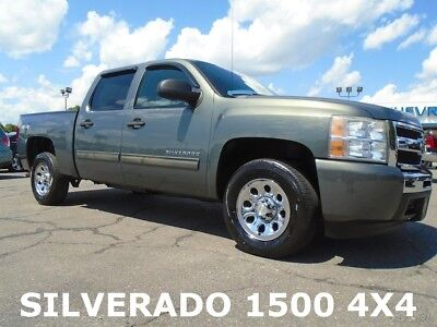 2011 Chevrolet Silverado 1500 LT 2011 Chevrolet Silverado 1500 LT Pickup Truck Used 4.8L V8 16V Automatic 4WD