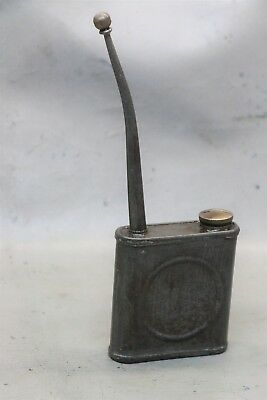 Vintage Tool Oil Can, Precision Oiler, Classic Car