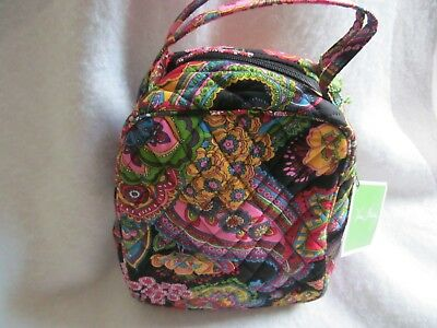 VERA BRADLEY LET S Do Lunch Bag Symphony In Hue New With Tags ... 2020cee15297e