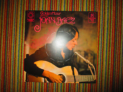 JOAN BAEZ - Golden Hour   - Vinyl LP
