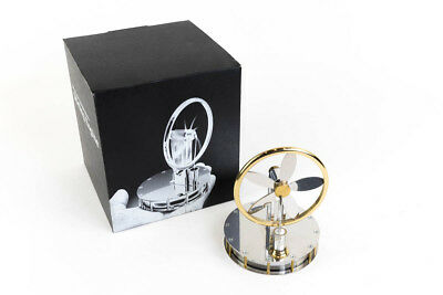 Ultra Low Temperature Stirling Engine
