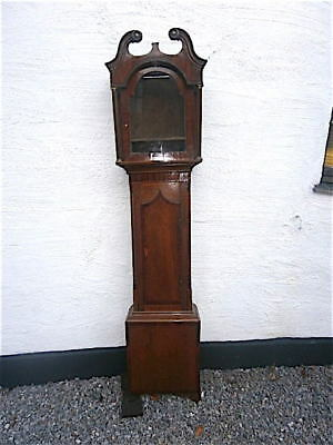 EARLY OAK LONGCASE CLOCK case for a  12x16+1/2  inch dial C1820