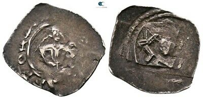 Savoca Coins Medieval Silver Coin 1,12g/17mm §AME9378