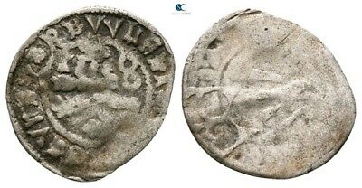 Savoca Coins Medieval Silver Coin 0,35g/14mm §AME9383