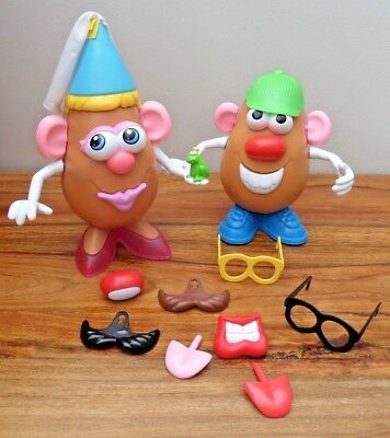 Mr And Mrs Potatoe Head 26 Pieces
