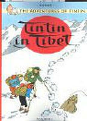 Tintin in Tibet by Herge, NEW Book, (Paperback) FREE & Fast Delivery
