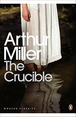 The Crucible: A Play in Four Acts (Penguin Modern Classics) by Arthur Miller, NE