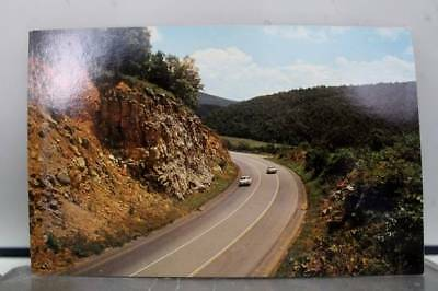 Tennessee TN Chattanooga Monteagle High Mountain Pass Postcard Old Vintage Card