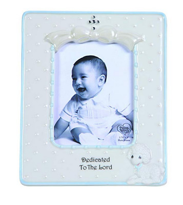 Precious Moments Photo frame Dedicated to the Lord 122403 NEW IN BOX