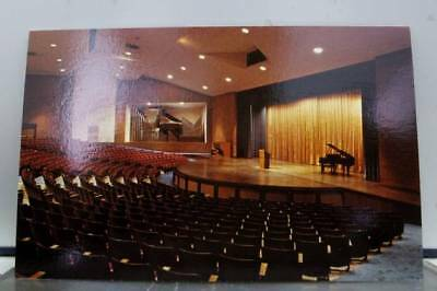 Tennessee TN Knoxville Colston Center Performing Arts Postcard Old Vintage Card