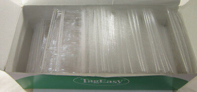 """TagEasy Tag Easy 5000 Barbs Clear 2"""" Tagging Gun Clothing Price Tag Fasteners"""