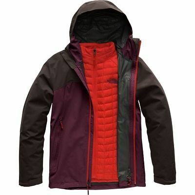 d77faef0b THE NORTH FACE T93827 Men's Thermoball Triclimate Jacket Tnf Dark ...