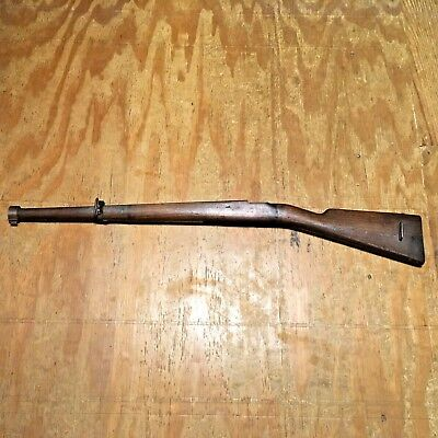 Spanish Mauser M-1916 Stock With Metal