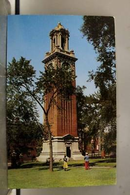 Rhode Island RI Providence Brown University Campus Carrie Tower Postcard Old PC