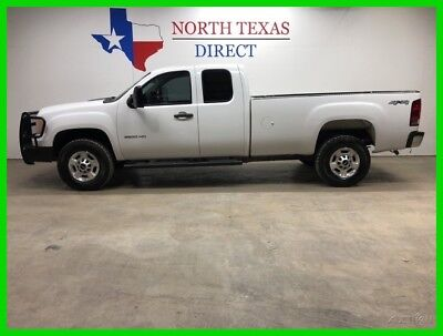 2013 GMC Sierra 2500 2013 Duramax Diesel 4WD Allison Tranny Power Windo 2013 2013 Duramax Diesel 4WD Allison Tranny Power Windo Used Turbo 6.6L V8 32V