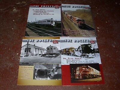 Rock Island Historical Society Magazines - The Rocket (5) Issues From 2011-2012