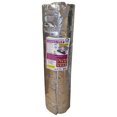 Isolant mince reflecteur Thermo F17 - 6.66 x 1.5 m - 17 elements