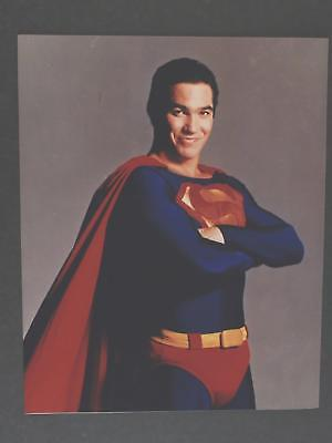 LOT: 21 1990s HIGH QUALITY PHOTOGRAPHS of SUPERMAN DEAN CAIN~