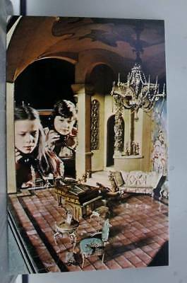 Scenic Drawing Room Moores Fairy Castle Postcard Old Vintage Card View Standard
