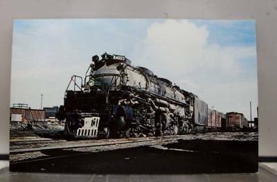 Wyoming WY Union Pacific Cheyenne Postcard Old Vintage Card View Standard Post