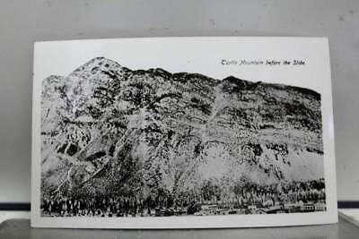 Scenic Turtle Mountain Postcard Old Vintage Card View Standard Souvenir Postal