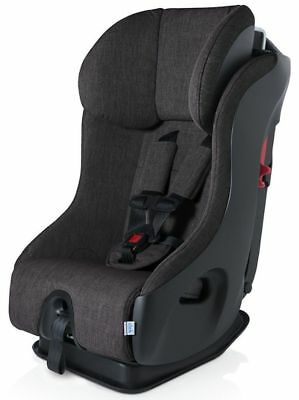 Clek Fllo Compact Child Safety Convertible Car Seat Slate New