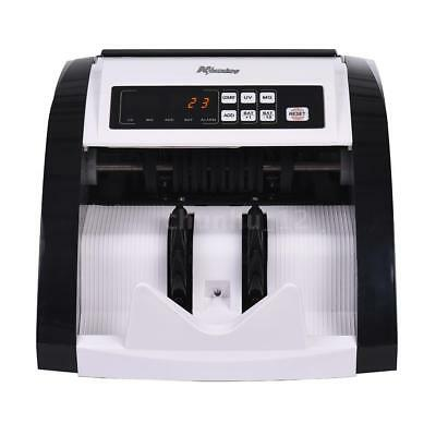 Banknote Money Currency Counter Count Automatic Cash Machine Counterfeit UV U8A4