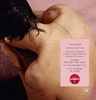 Harry Styles-Harry Styles -Limited Edition (UK IMPORT) CD NEW