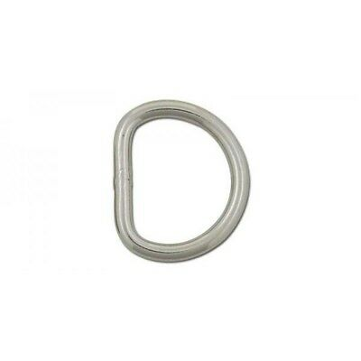 Ss Dee Ring 1-1/4in 32mm